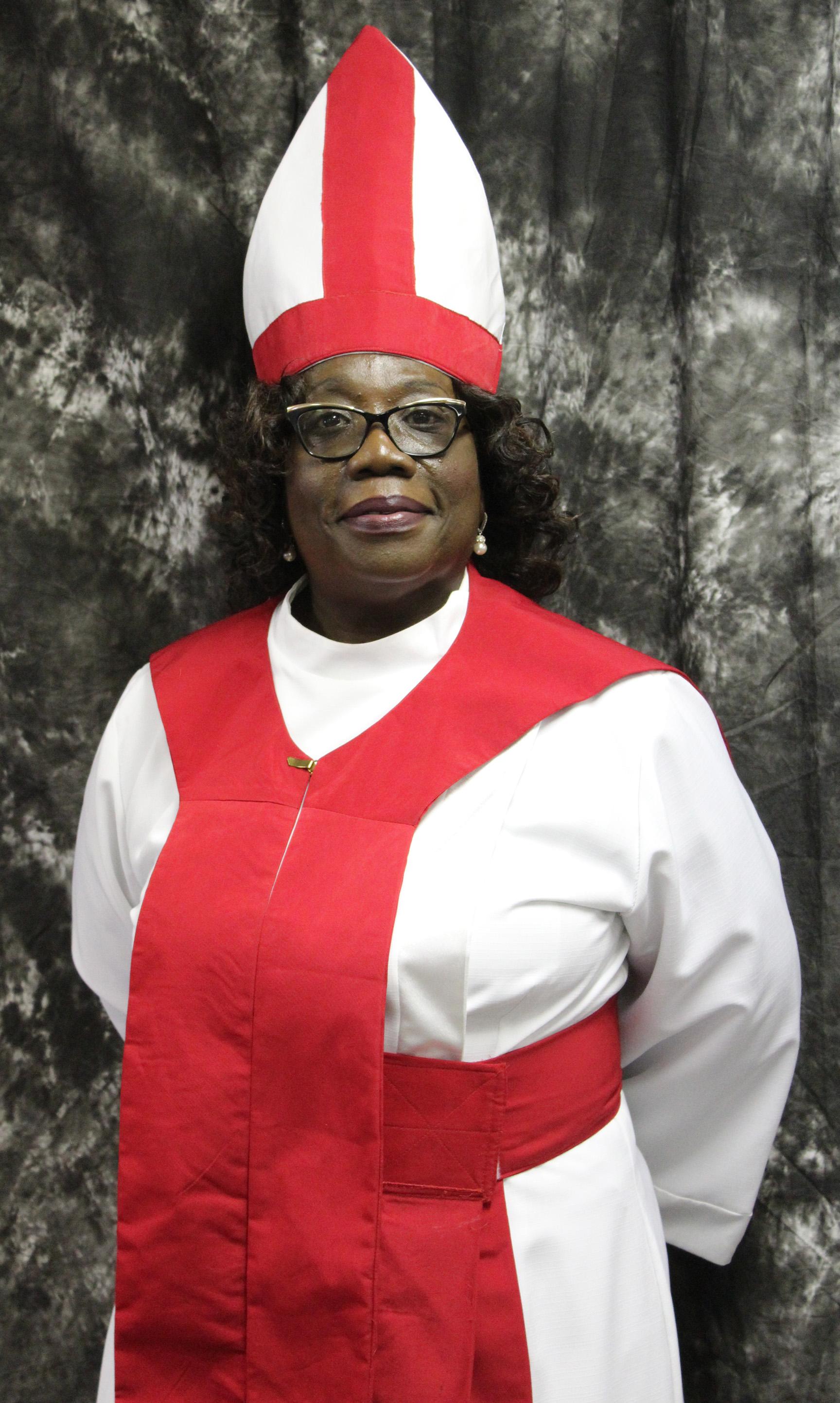 Apostle Mary Hinton